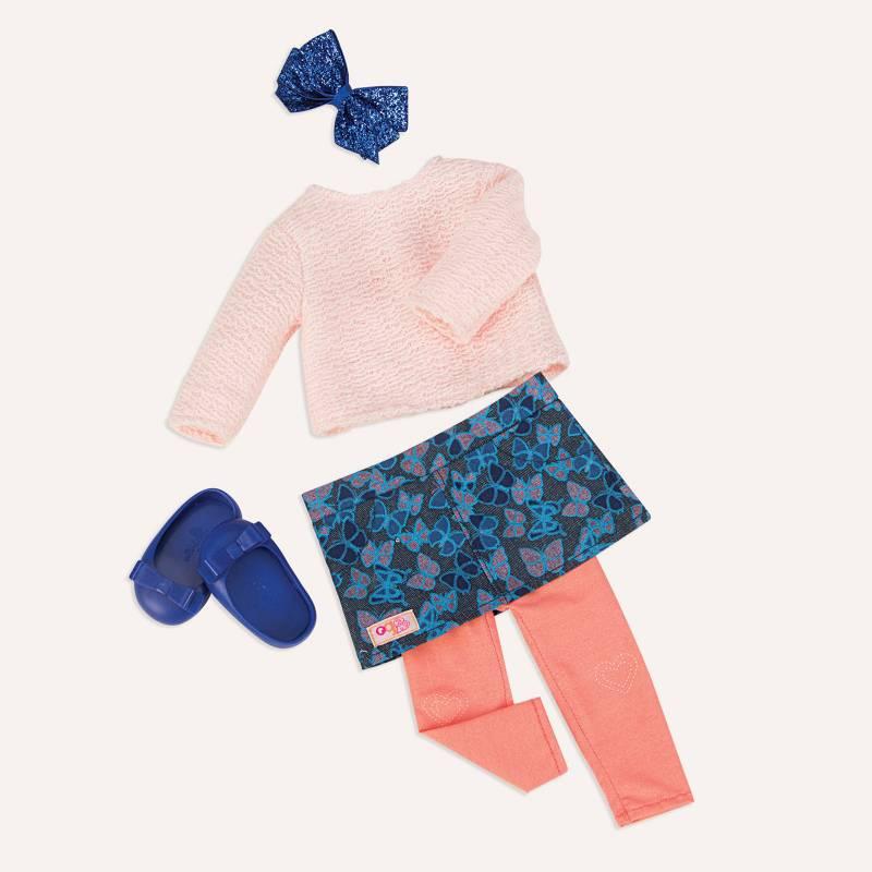 Our Generation - Vestido con Suéter