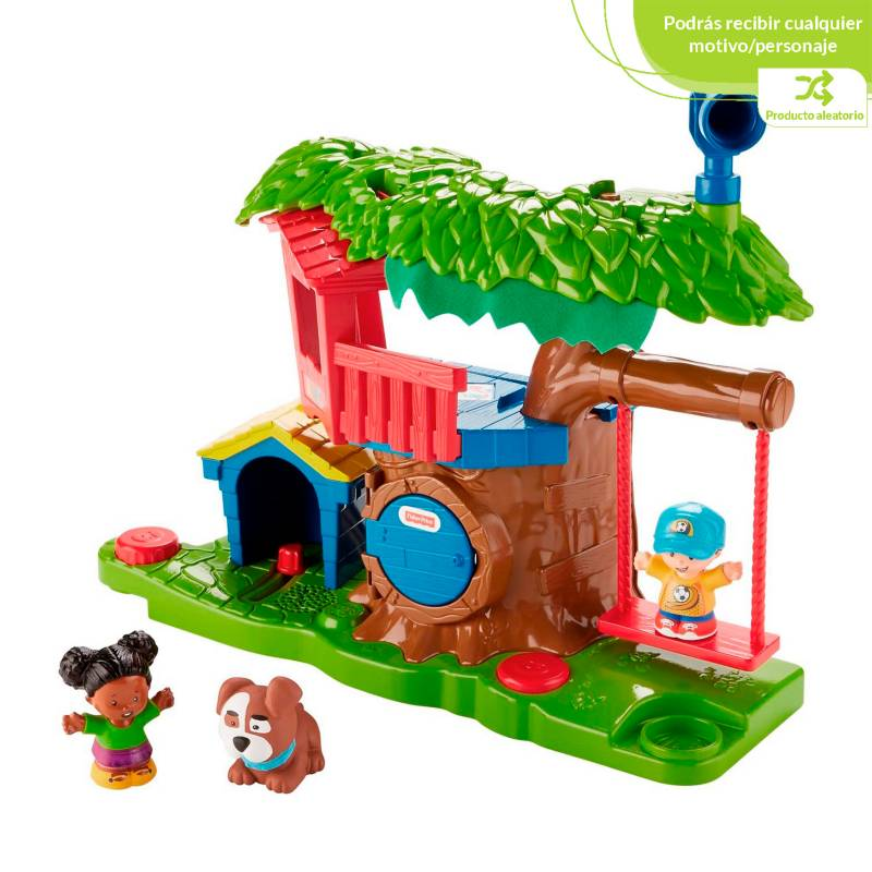 LITTLE PEOPLE - Little People Set de Juego