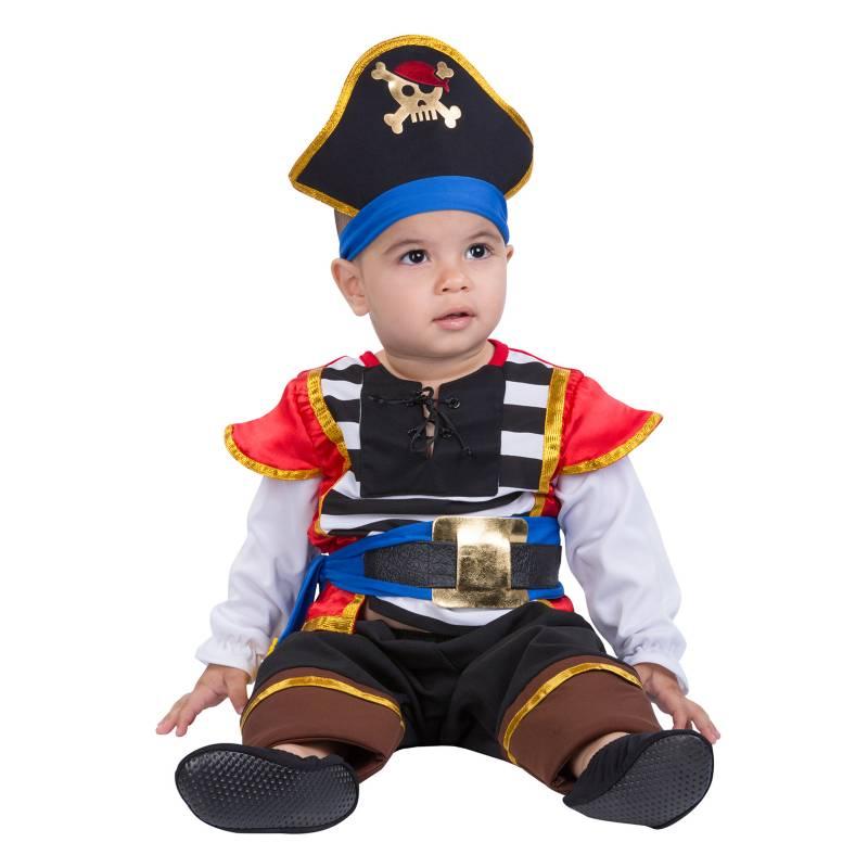 Fantastic Night - Disfraz Pirata Marino