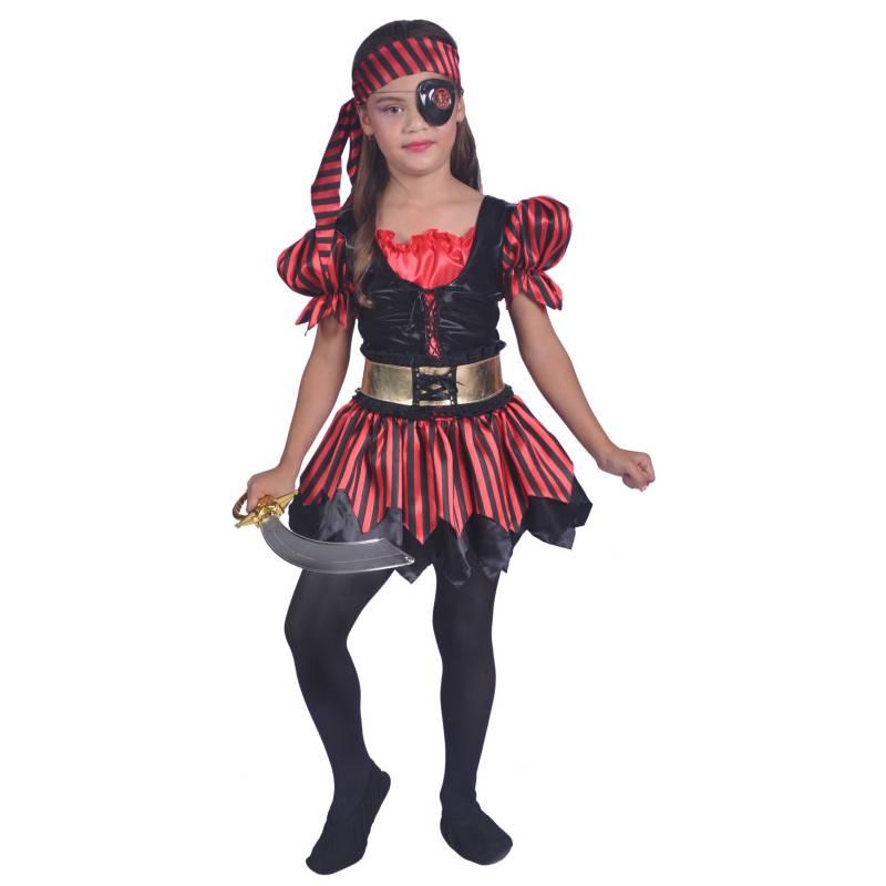 Fantastic Night - Disfraz Reina Pirata