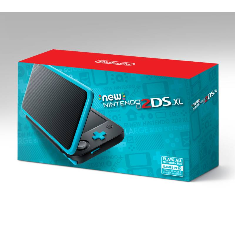 Nintendo - Consola New Nintendo 2DS XL