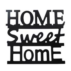 Aplique Home Sweet Home Wengue