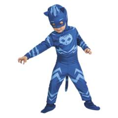 PJ Masks - Disfraz Cat Boy PJ Mask