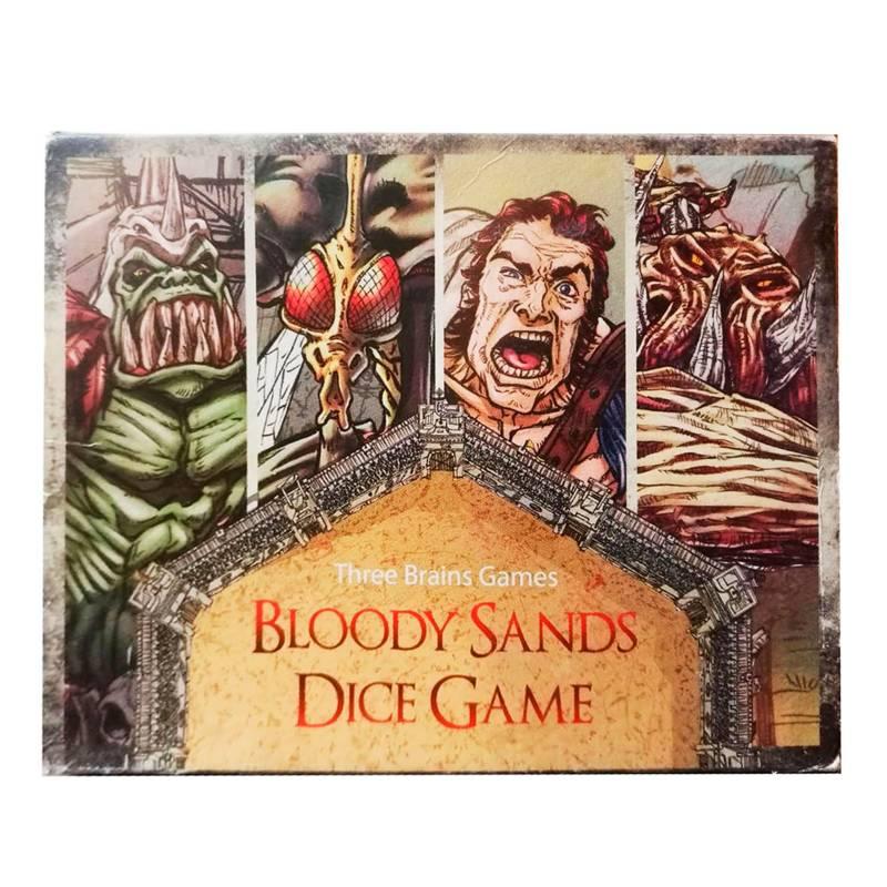 Devir - Bloody Sands Dice Game