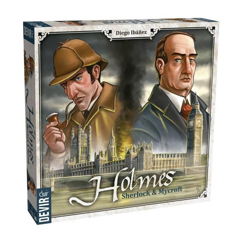 Devir - Holmes Sherlock And Mycroft