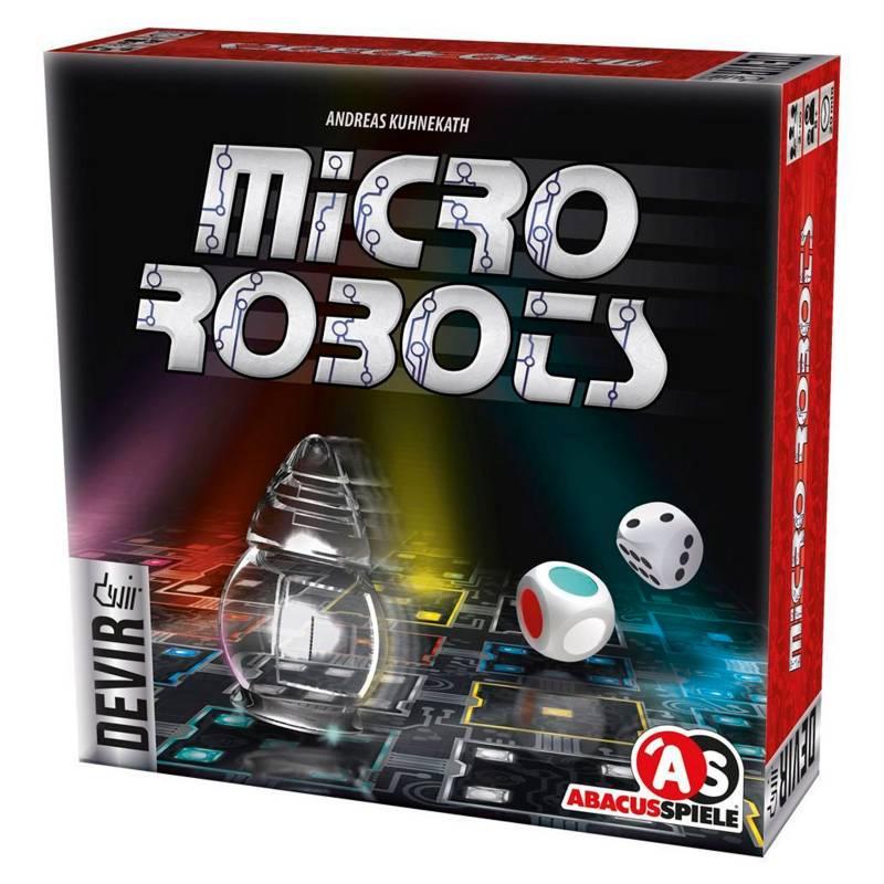 Devir - Juego de Mesa Micro Robots