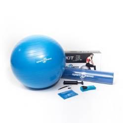Sportfitness - Kit de Yoga Azul