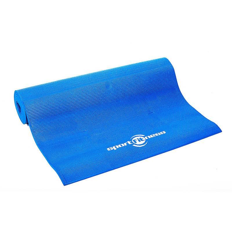 Sportfitness - Colchoneta Yoga Azul