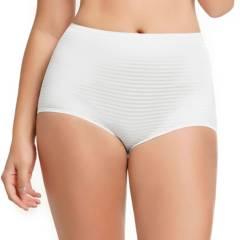 LEONISA - Paquete x 4 Panties Clásicos con Máximo Cubrimiento Leonisa