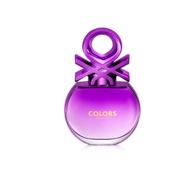 Benetton - Perfume Benetton Colors Purple Mujer 50 ml EDT