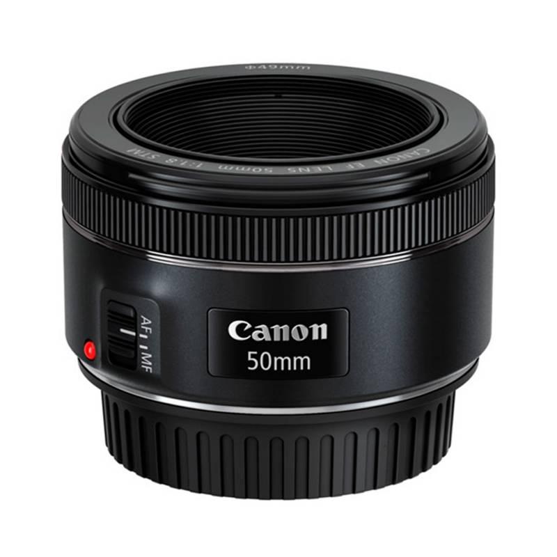 Canon - Lente EF 50MM F1.8 STM
