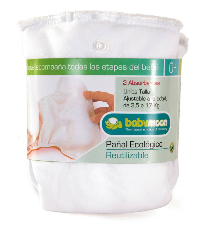 Baby Moon - Absorbentes Cambiables