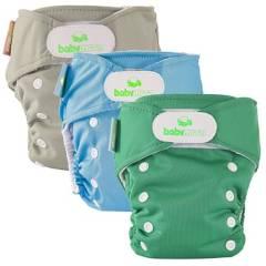 Baby Moon - Pack x 3 Ecopañales