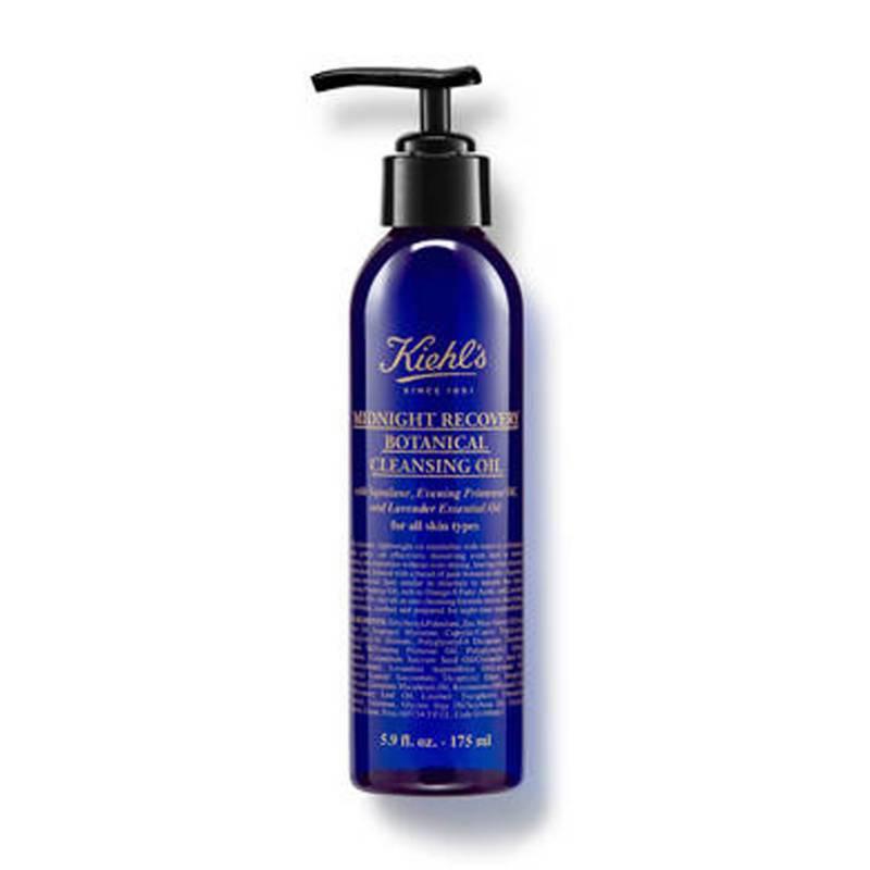 Kiehls - Kielh's Midnight Recovery Botanical Cleansing Oil 1 175 ML