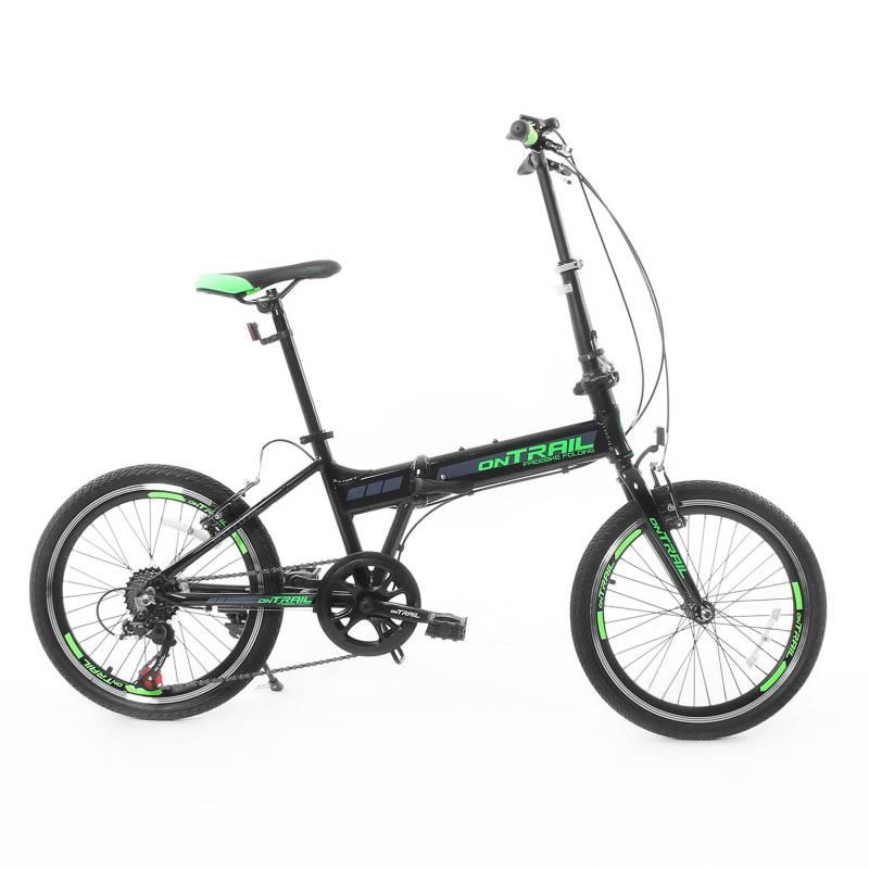 On Trail - Bicicleta Plegable On Trail BIC0370 20 Pulgadas