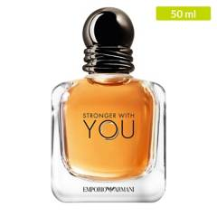 Armani - Perfume Emporio Armani Stronger With You Hombre 50 ml EDT