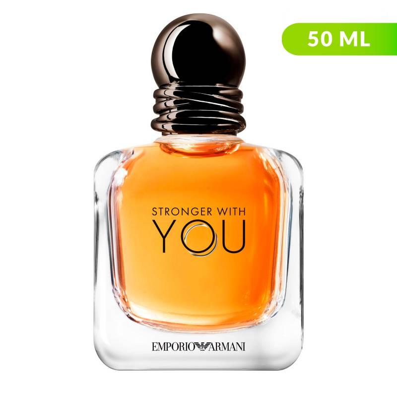 Armani - Perfume Emporio Armani Stronger With You Hombre 50 ml EDT