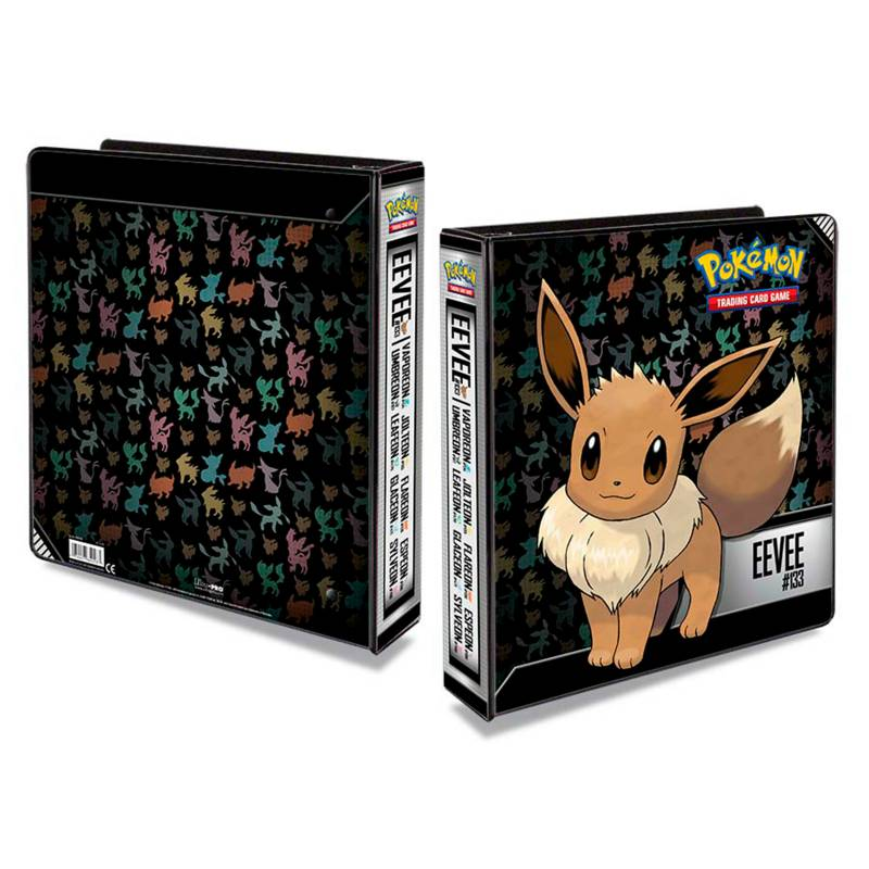 "Chessex - Portafolio PRO-Binder Eevee 2"" de Pokemon"