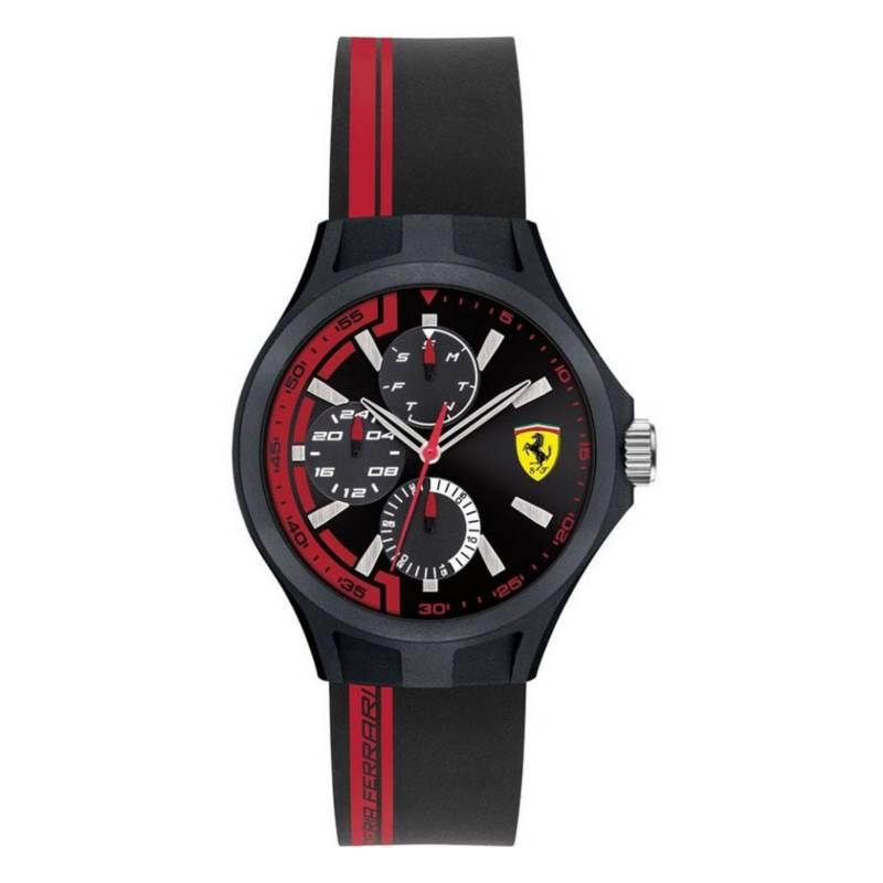 Ferrari - Reloj Hombre Ferrari Pit Crew 840013