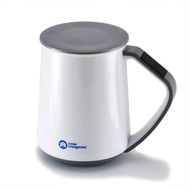 Cosas Inteligentes - Mug Inteligente Gris