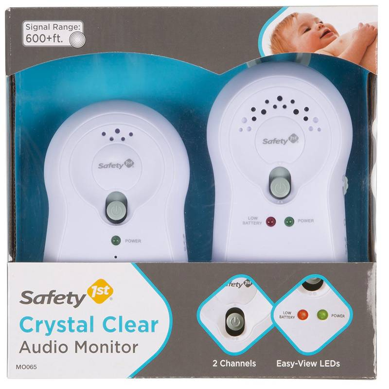 Safety - Monitor Análogo