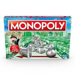 Hasbro Gaming - Juego de Mesa Monopoly Clasico