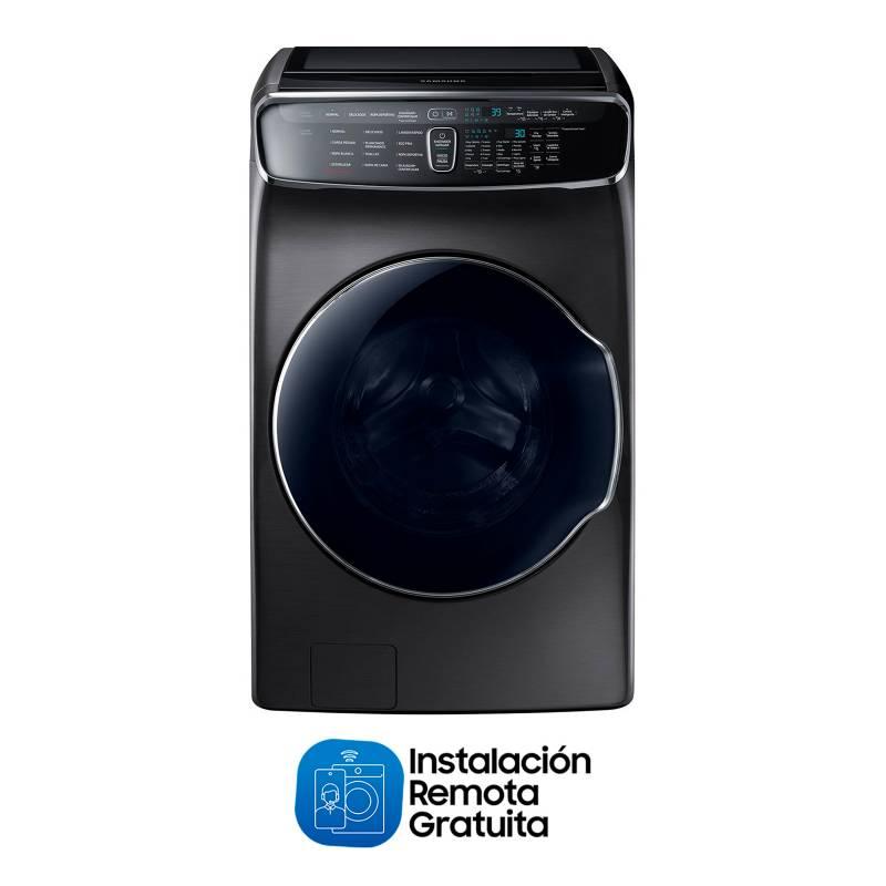 Samsung - Lavadora Flexwash 27.5 kg | WV27M9900AV/CO