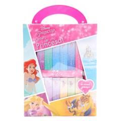 Círculo de lectores - Set x12 Libros Educativos ¡Quiero Ser Una Princesa!