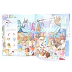 Frozen Evergreen - Busca y Encuentra