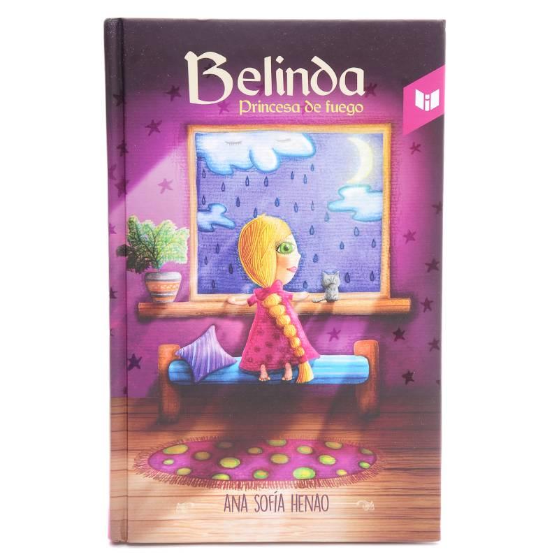 Círculo de lectores - Belinda, Princesa De Fuego
