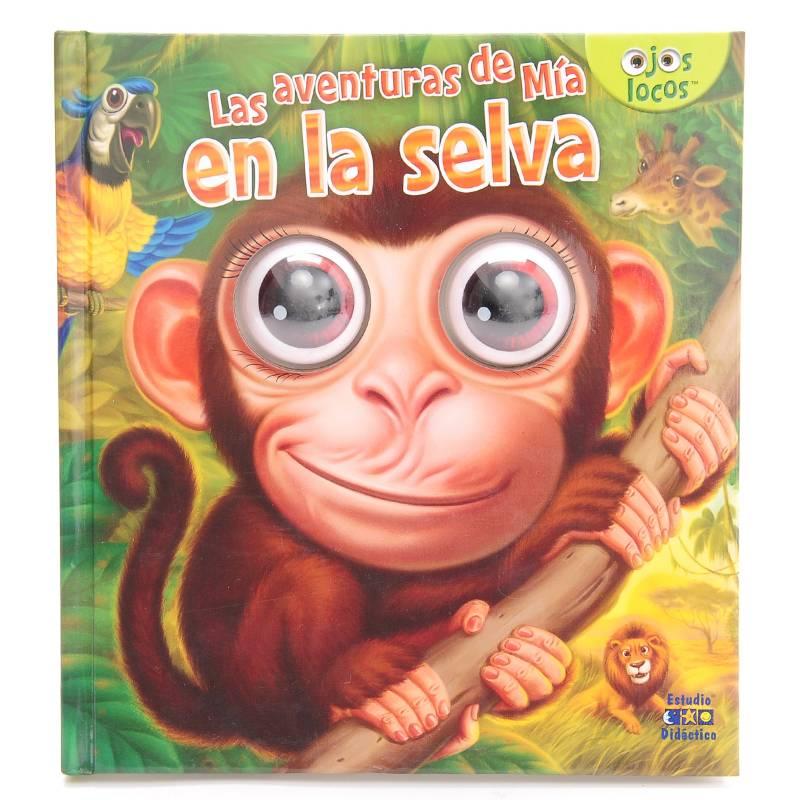 Círculo de Lectores - Las Aventras De Mía En La Selva - Edimat