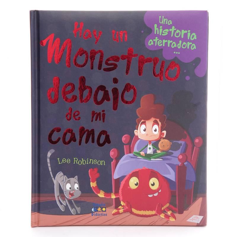 Círculo de lectores - Hay Un Monstruo Debajo De Mi Cama