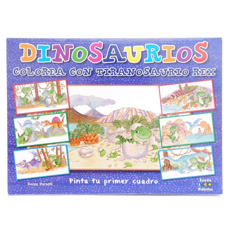 Círculo de lectores - Dinosasurio Brontosaurio
