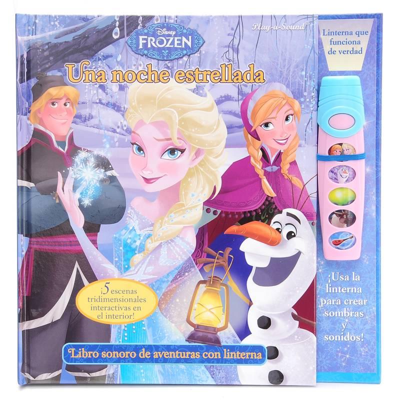 Círculo de lectores - Frozen - Una Noche Estrellada Con Linterna