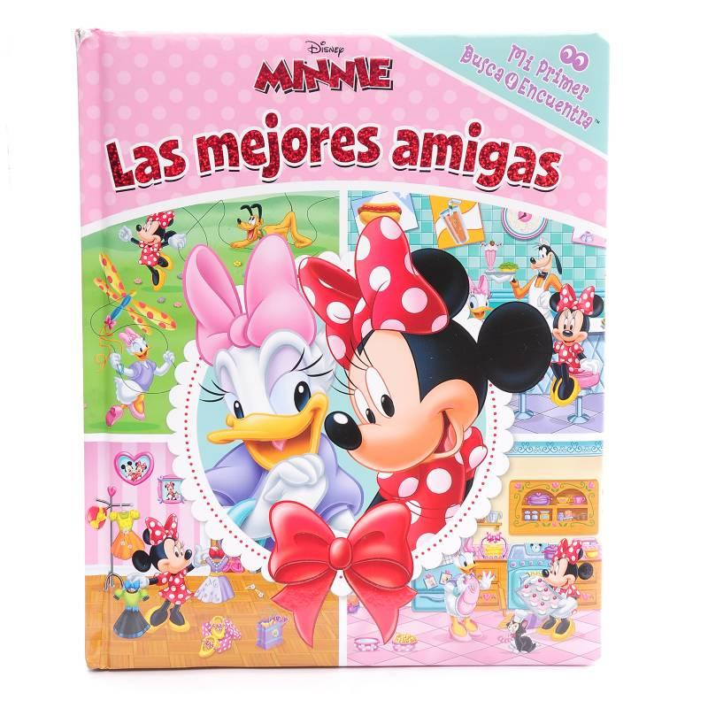 Círculo de lectores - Minnie-Las Mejores Amigas Busca y Encuentra