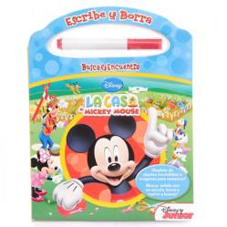 Círculo de lectores - Disney Junior-Escribe y Borra