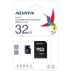 Adata - Memoria Micro SD 32GB Clase 10