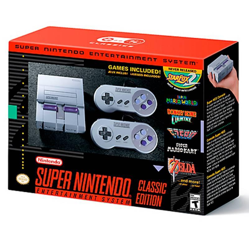 Nintendo - Consola Super NES Classic