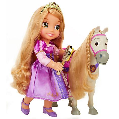 d17c8bb4a60 Disney Princesa Rapunzel y Caballo - Falabella.com