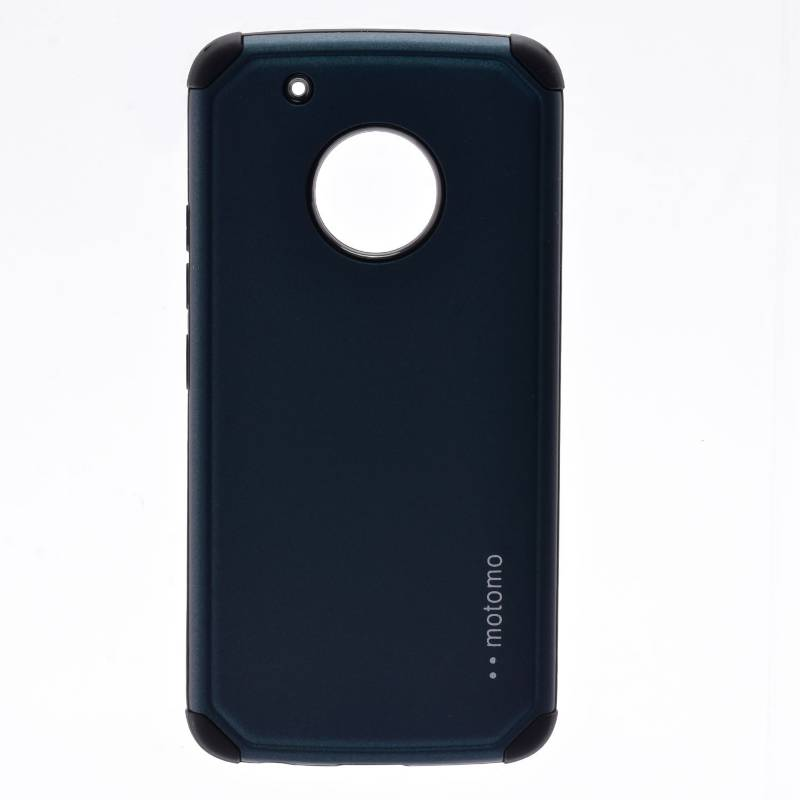 Mobile Hut - Carcasa Moto G5 Plus Youyou Turques