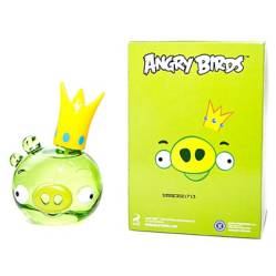 Angry Birds - Perfume BOY EDT Natural Spray 50 ml