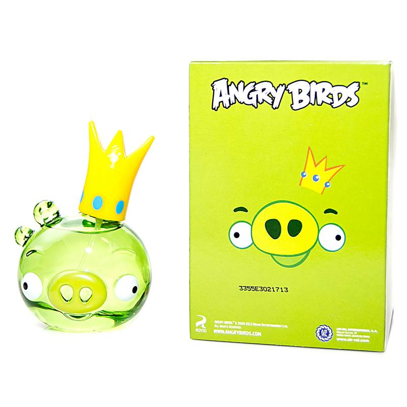 Angry Birds - Perfume BOY EDT Natural Spray 50 ml