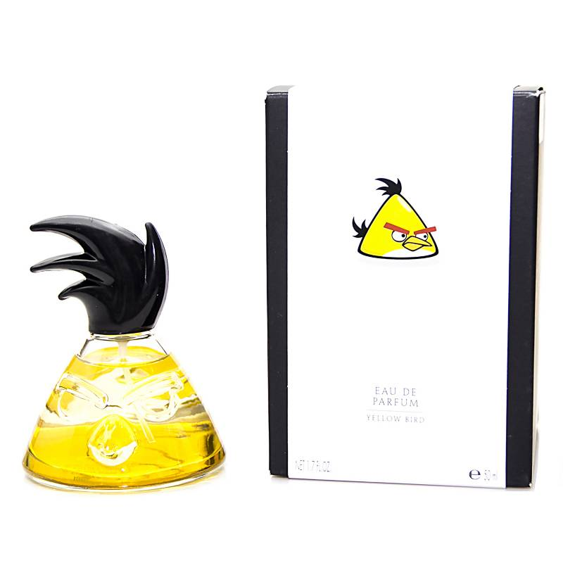 Angry Birds - Perfume Girl Yellow Birds EDP 50 ml