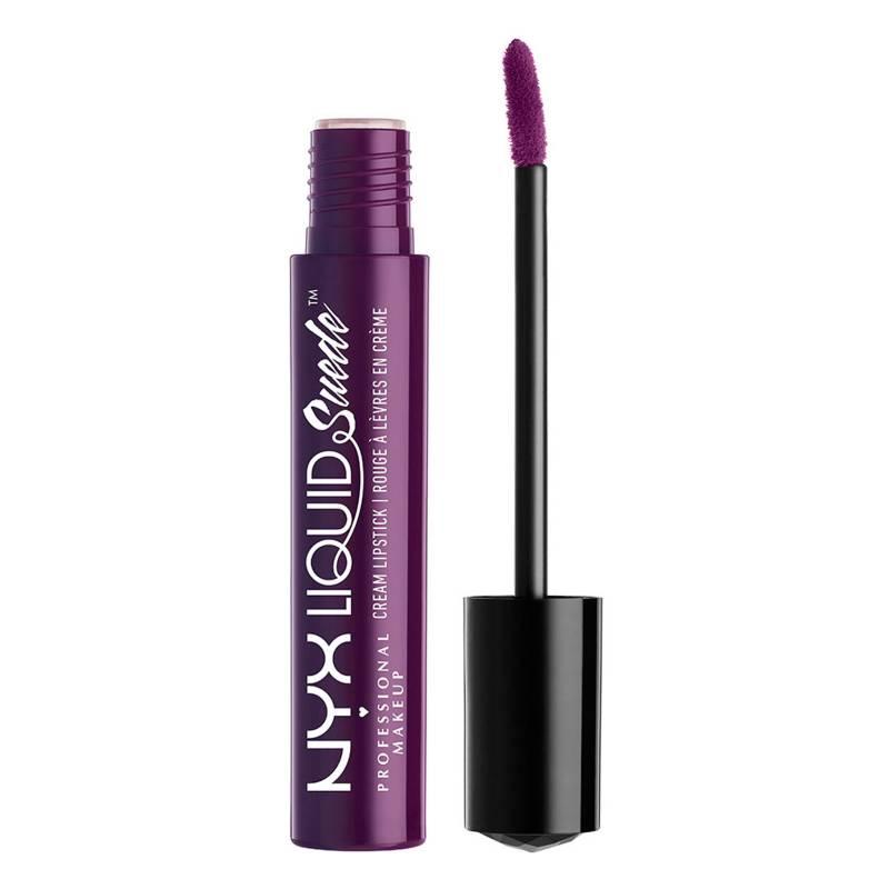 NYX Professional Makeup - Labial Líquido Suede Lipstick 4 ml
