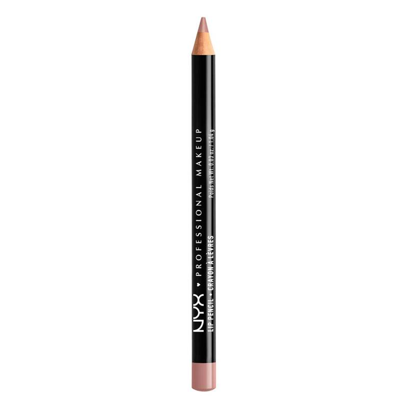 NYX Professional Makeup - Delineador De Labios Slim Lip Pencil