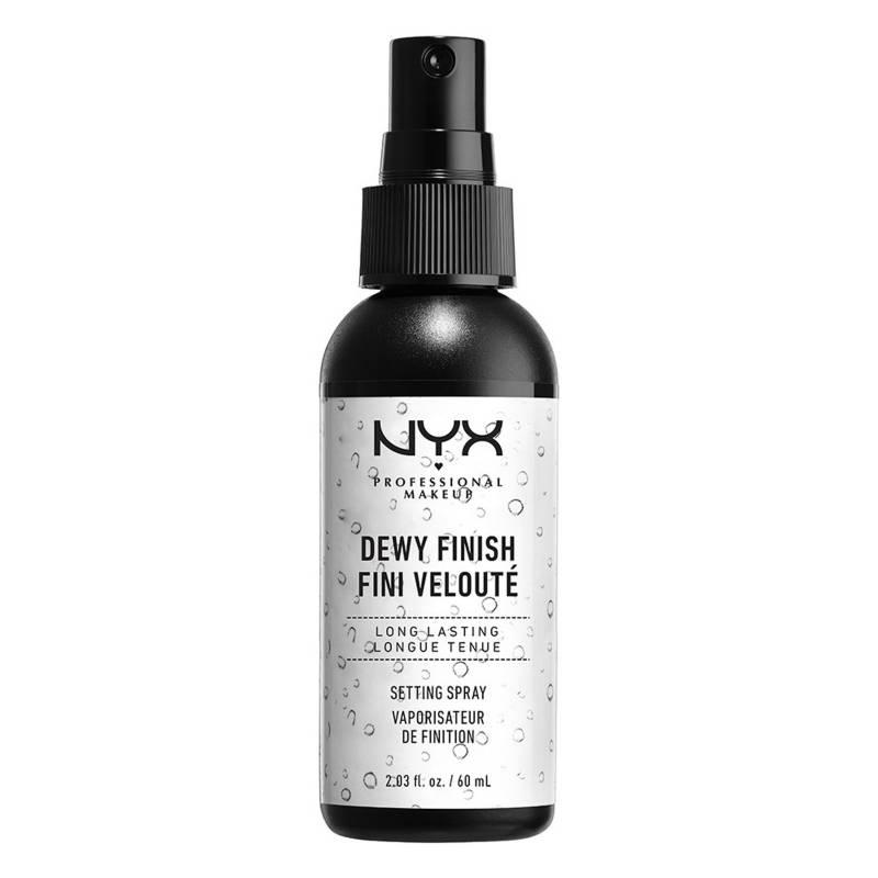 NYX Professional Makeup - Spray Fijador de Maquillaje Make Up Setting 60 ml