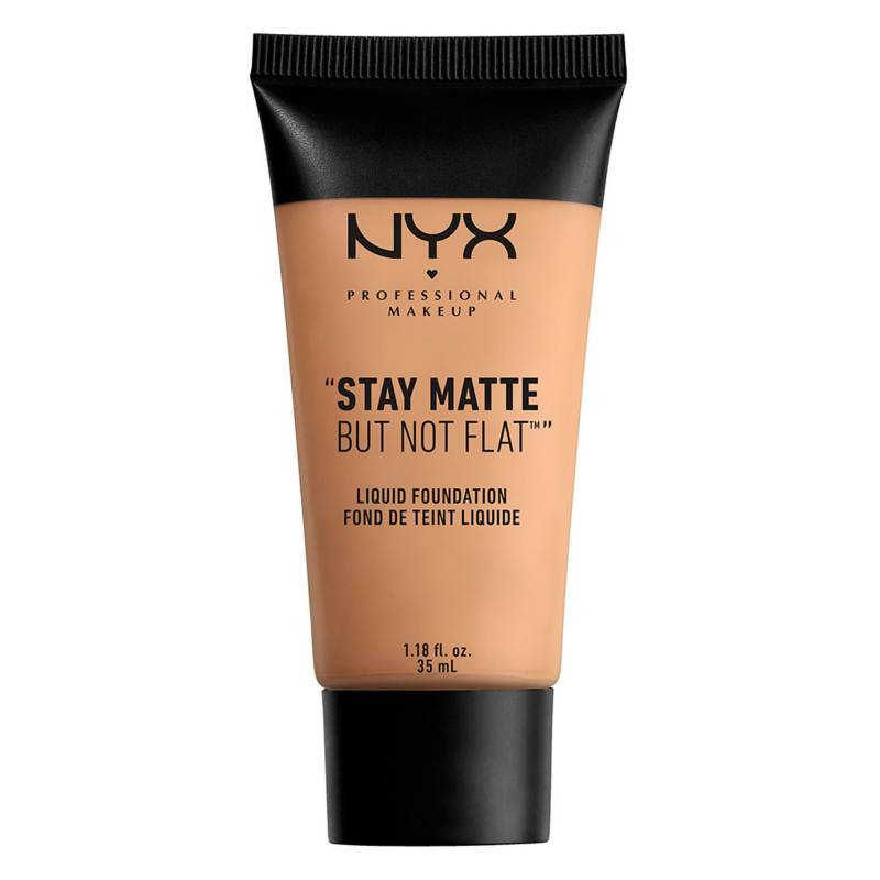 NYX Professional Makeup - Base Líquida-Stay Matte But Not Flat 35 ml
