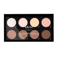 NYX Professional Makeup - Paleta Highlight & Contour Pro