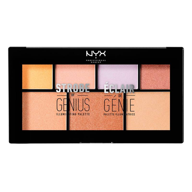 NYX Professional Makeup - Iluminador Strobe Of Genius Illuminating