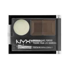 NYX Professional Makeup - Maquillaje Para Cejas Eyebrow Cake Powder